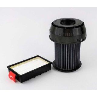 Hepa-Filter Set passend für Bosch-Siemens BGS-6 - VSX-6 - 649841 + 570324 im Set