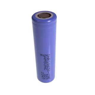 Aktivat 100 Stück Akku Samsung INR-18650-29E Lithium Ionen Accu 3,6V, 2,9Ah für Ebike und anderes