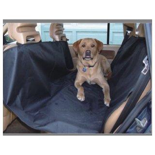 Auto-Schutzdecke für Hunde, stabil und robust, für Rücksitz waschbar in Maschine