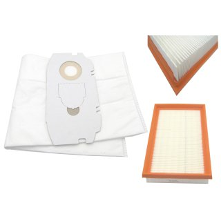 10 Staubsaugerbeutel +1 Filter passend für FESTOOL CT / CTL / MINI / MIDI , 456772, 498410 + 456077