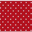 Klebefolie Möbelfolie Punkte rot Dots - Dekorfolie...