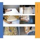 4 Rollen Klebefolie Julia Punkte bunt - selbstklebende Folie 45x200 cm