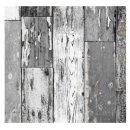 Klebefolie Holz grau Scrapwood dunkel 45x200 cm...