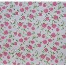 Klebefolie Blumen Laura rosa selbstklebende...