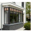 bunte Fensterfolie Barcelona 67,5x200 cm Glasdekorfolie...