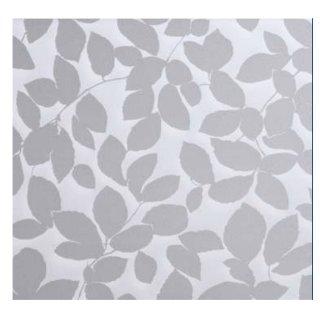Fensterfolie Blätter Brilliant LEAF - Statische Dekorfolie 67,5 x 150 cm